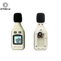 جهاز قياس مستوى الصوت المصغر ديسيبل متر مسجل الضوضاء كاشف الصوت أداة التشخيص الرقمي ميكروفون السيارات 30 ~ 130db|أجهزة قياس مستوى الصوت|أدوات -