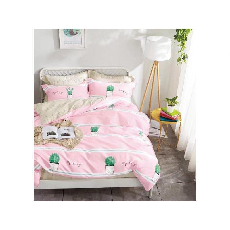 Bedding Set Double-euro Tango, Twill, 543