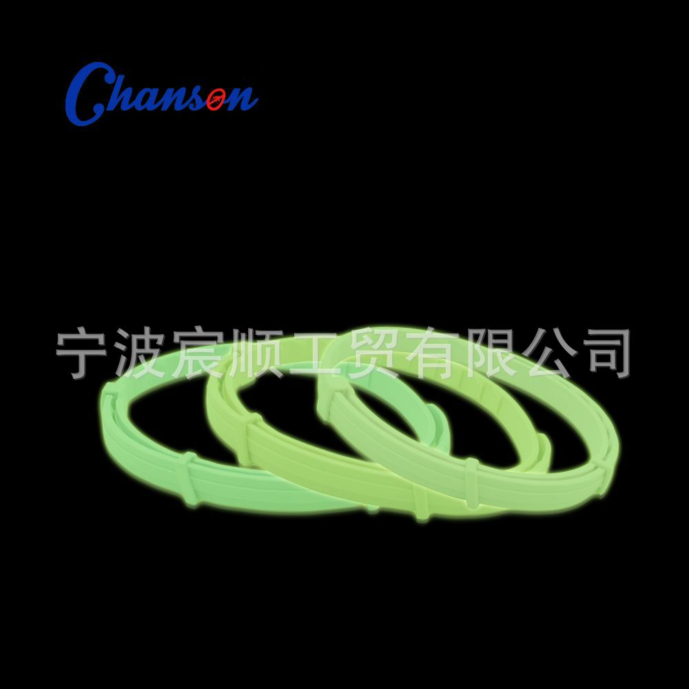 Night Light Pet Insecticide Neck Ring Anti-mosquito Flea Luminous Collar Pest Control Dogs And Cats Universal