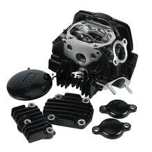 Motorrad lifan LF 125cc Komplette Zylinderkopf Montage kit Für Horizontale Kick Starter Motoren Schmutz Pit Bikes Teile