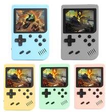 800 em 1 jogos handheld jogadores do jogo portátil retro console de vídeo menino 8 bit 3.0 Polegada mini gameboy cor tela lcd