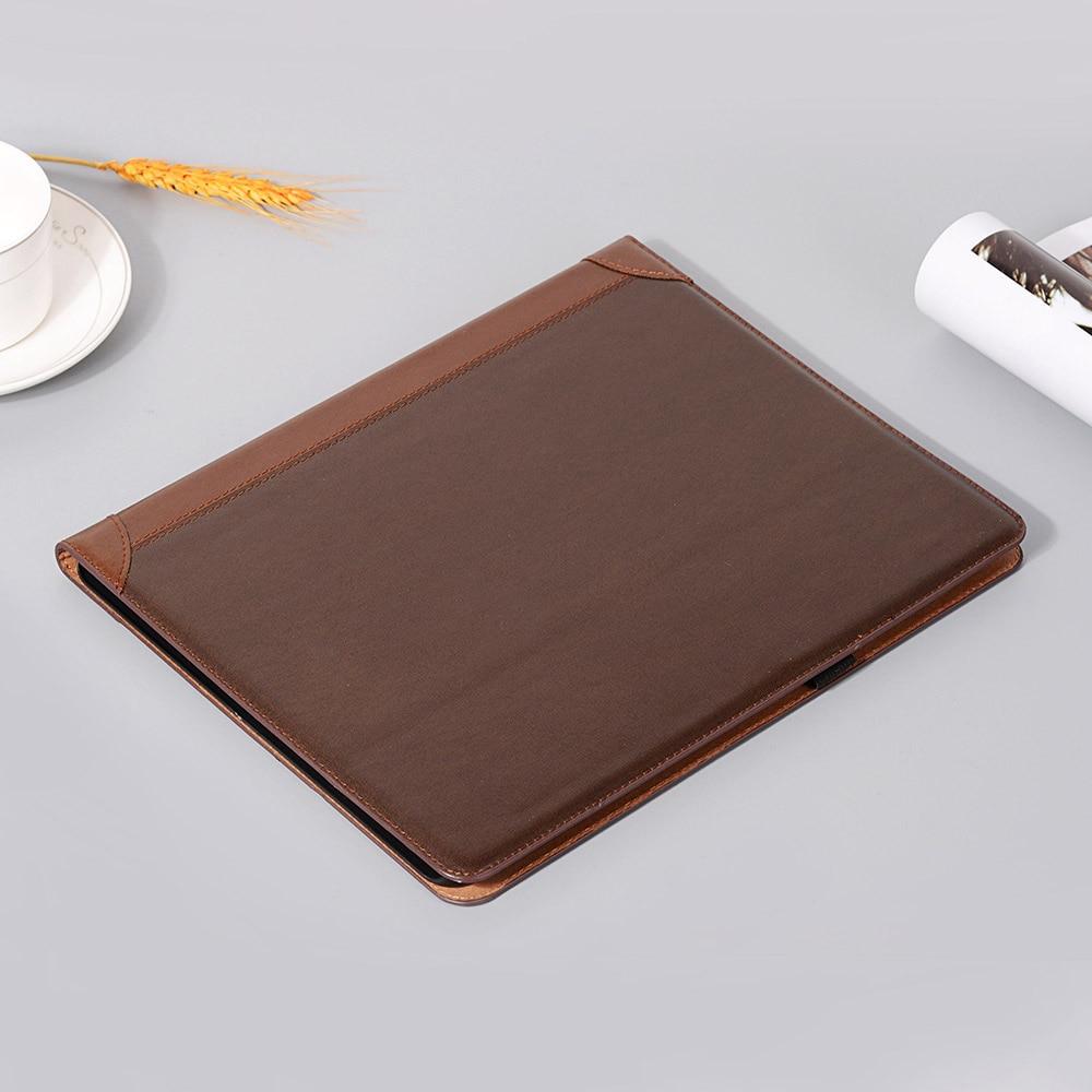Smart 9 for PU Case Case for 12 Fold Folio 2018 iPad 2020 iPad i Pro Book Leather Pad