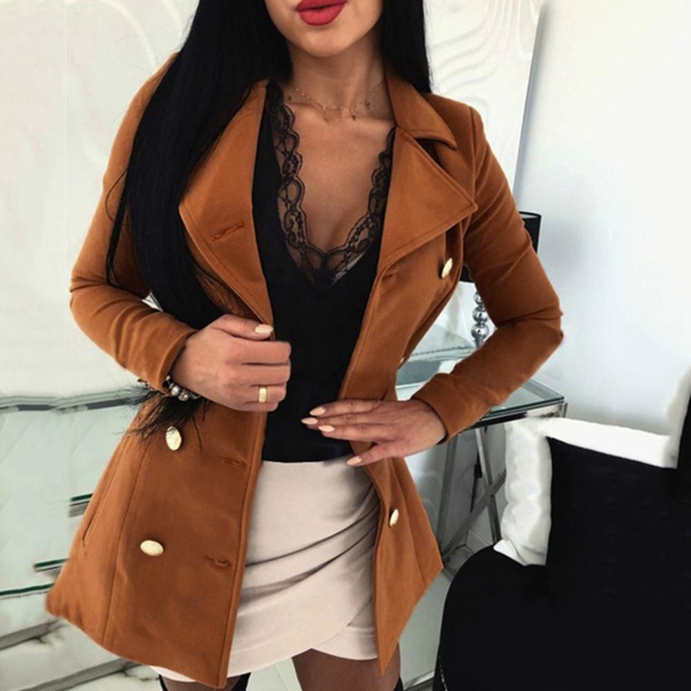 Кашемировое шерстяное Женское зимнее пальто больших размеров 5XL модное офисное тонкое однотонное длинное пальто Manteau Femme Abrigos Mujer plazcze Damskie