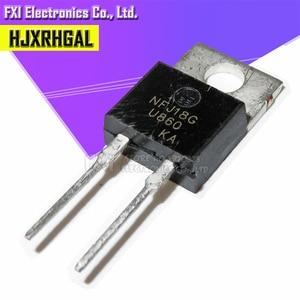 Image 1 - 10 pièces MUR860 TO220 MUR860G TO 220 U860 redresseurs à récupération Ultra rapide Transistor nouveau original