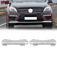 Magickit Paar A2049065401 A2049065501 Led Drl Dagrijverlichting Lamp Voor Mercedes Benz W166 Ml-Klasse ML500 X204 ML350 12-15