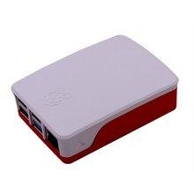 ABS корпус Оболочка Чехол для Raspberry Pi 4 4B высококачественный прочный износостойкий Официальный чехол