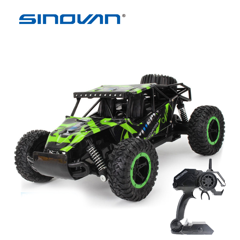 RC <font><b>Cars</b></font> High Speed Remote Control Drift Racing Muscle SUV <font><b>Car</b></font> 2.4G 4WD Hummer Off-road Vehicle Damping Hobby <font><b>Toy</b></font> For Children image
