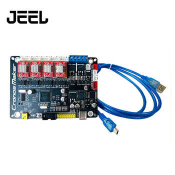 New GRBL 4Axis Stepper Motor Controller Control Board With Offline/300W 500W Spindle USB Driver Board For CNC Laser Engraver