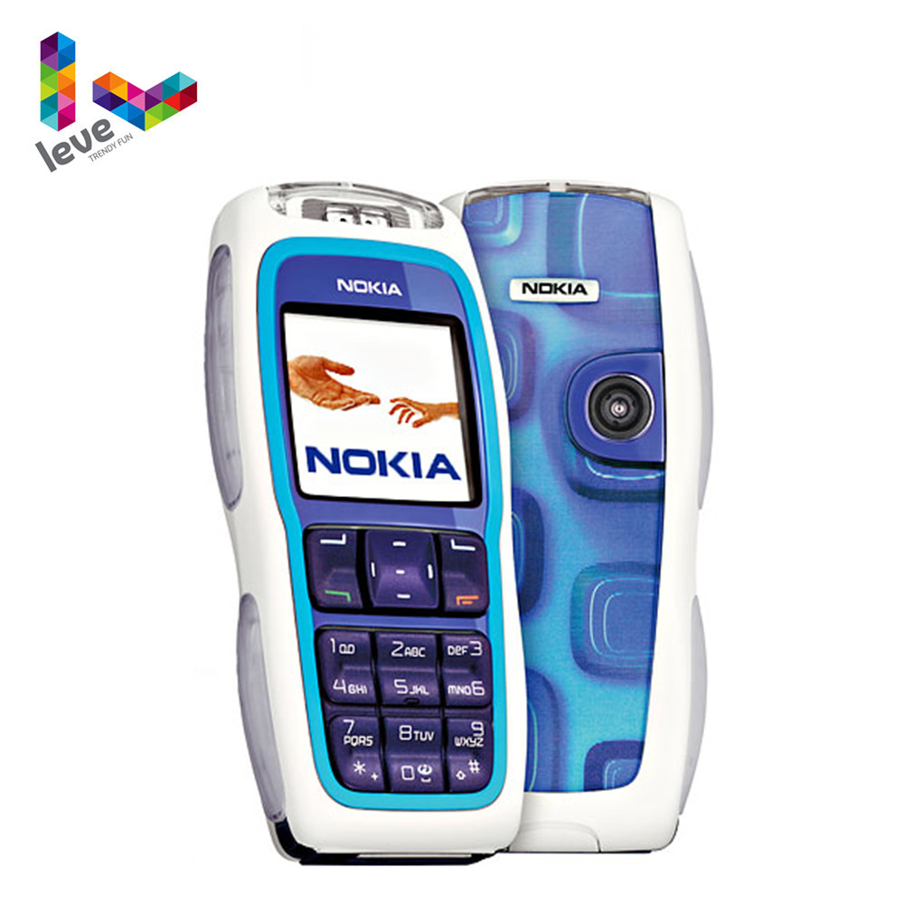 Nokia 3220 Unlocked Phone GSM 900/1800 Support Multi-Language Used and Refurbished Cell Phone Free Shipping image