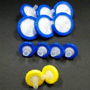 Image 4 - 100 pièces de 200 pièces 13/25mm, filtre hydrophile microporeux, 0.22/0.45/0.8/3/5um, avec seringue de filtration millipore CA CN
