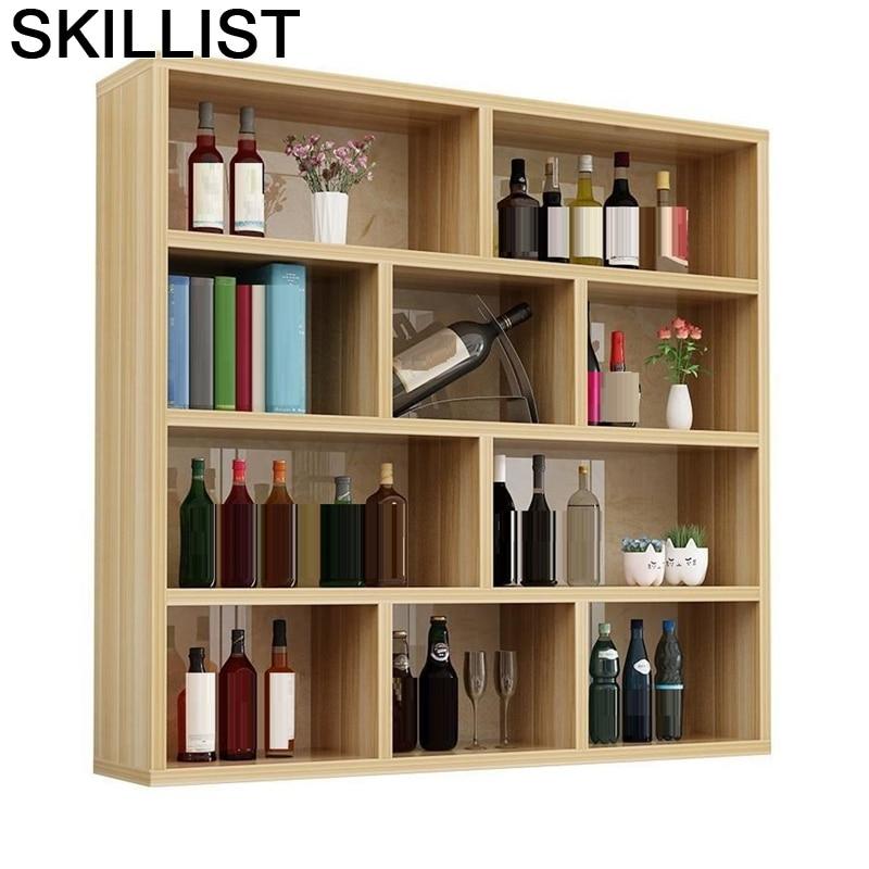 Meble Kitchen Desk Vetrinetta Da Esposizione Display Mobilya Table Mueble Bar Shelf Commercial Furniture Wine Cabinet