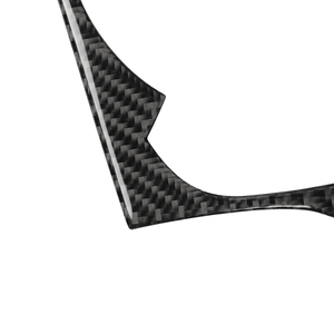 Image 3 - Car Gear Shift Panel Carbon Fiber Decorative Sticker for Audi TT 8n 8J MK123 TTRS 2008 2014