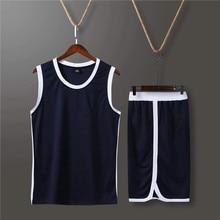 Классическая баскетбольная форма, костюм, новинка, баскетбольная одежда для мужчин и женщин, Джерси, быстросохнущая, на заказ