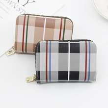 2019 New Womens Fashion Mini Leather Zipper Female Wallet Pillow ID Credit Cards Holder Case Organizer Purse Top Quality