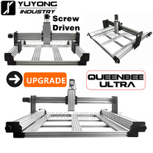 Upgrade kit from WorkBee Screw Driven CNC to QueenBee ULTRA CNC