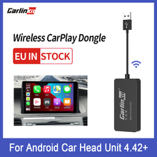 CarlinKit Carplay Sans Fil Apple Carplay Dongle USB Smart Link Pour Navigation Android Lecteur Mini USB Voiture Jouer avec Android Auto