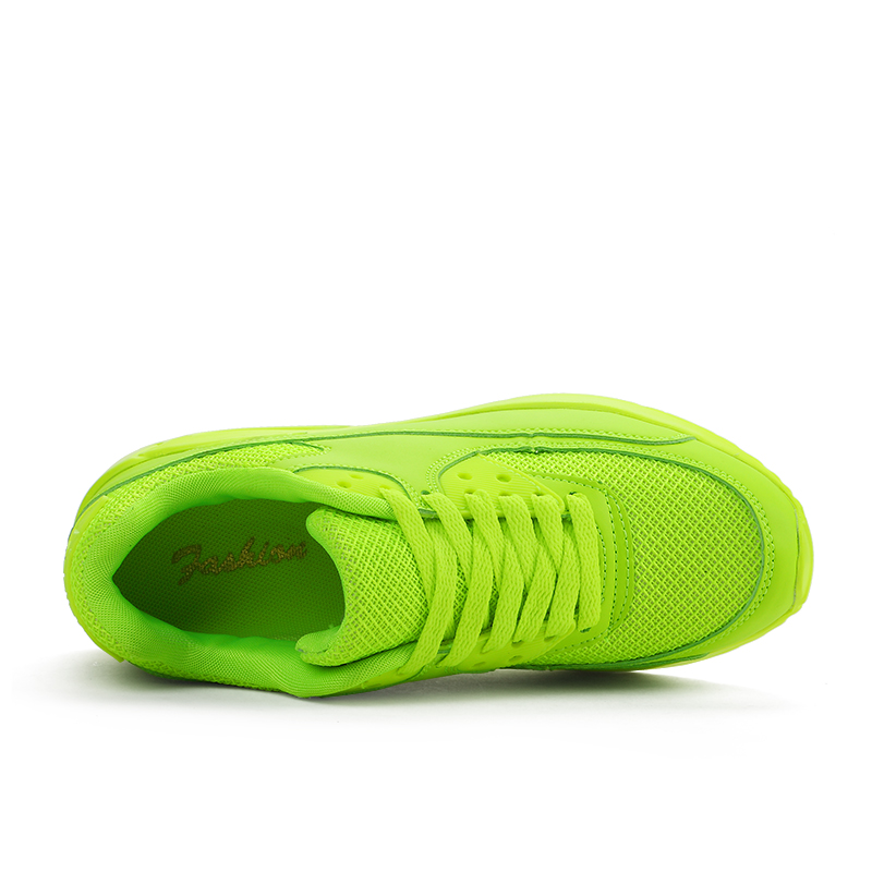 Hemmyi Women Sneakers Summer Breathable Mesh Brand Shoes for Woman Black Green Red Tenis Feminino Ladies Shoe Basket Femme 3