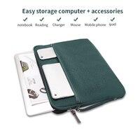 מחשב נייד 2019 תיק למחשב נייד הנפתחת הוכחה הלם קליטת תיק מחשב רוכסן עבור Dell Lenovo Asus Acer HP מחשב 11 13 15 אינץ