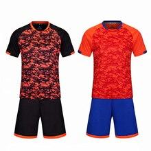 Детские футболки для футбола для взрослых; одежда для футбола для мальчиков; детский спортивный костюм с короткими рукавами; Форма для футбола; спортивный костюм из Джерси