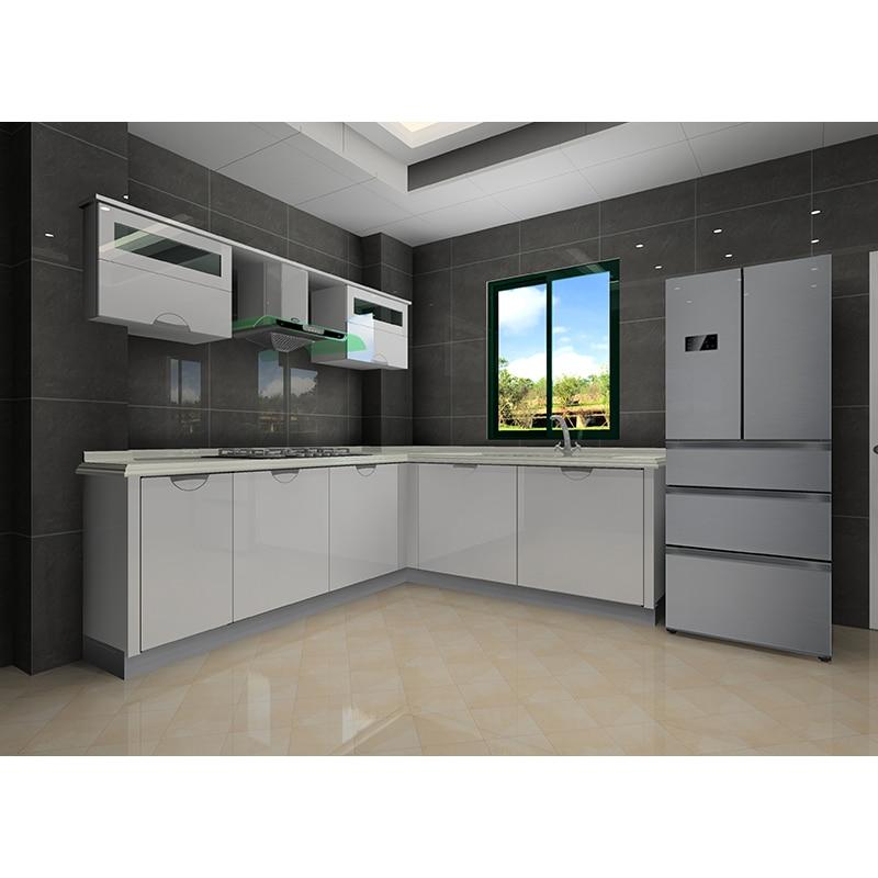 CBMMART Foshan Cheap All In One Kitchen Cabinet Design L Shape|Bedroom Sets| - AliExpress