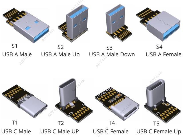 FPV Micro USB 2.0 type-a Adapter 90 stopni 5 cm-100 cm FPC wstążka płaski kabel micro-usb 5pin do fotografii lotniczej multicoptera