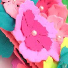 Шапочка для плавания для взрослых девочек, милая креативная Водонепроницаемая Защитная мягкая дышащая шапка с объемными цветами, легкие аксессуары для плавания