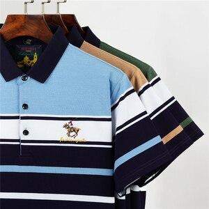 Image 5 - Hollirtiger 2019 לנשימה גברים של פולו חולצה גברים Desiger Polos גברים מהיר ייבוש חולצה גופיות עבור גולף טניס