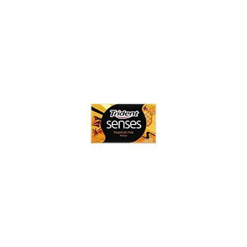 Cadburry - Chicles Trident Senses Tropical Laminas