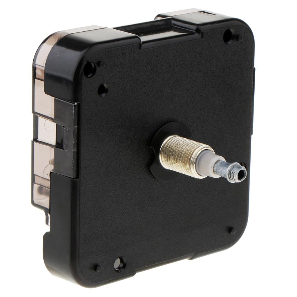 23.5mm Extra Long Shaft Clock Movement Mechanism No Hand Wall Clocl Parts