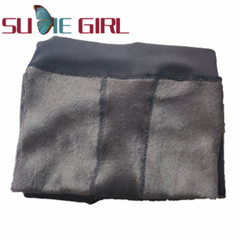 SUDIE Girl Slim-fit pearl velvet multicolor high-waist shaping leggings leggings with elastic leggings pearl detail velvet leggings