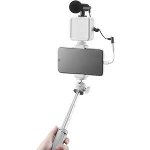 Image 4 - Ulanzi מיני נייד LED וידאו אור קר משולש נעל נטענת Vlog למלא אור צילום תאורה חצובה ערכת CRI95 +