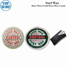 купить Natural Surfboard Base Wax+Cold Water Wax+surf wax comb surf wax for surfing sport дешево