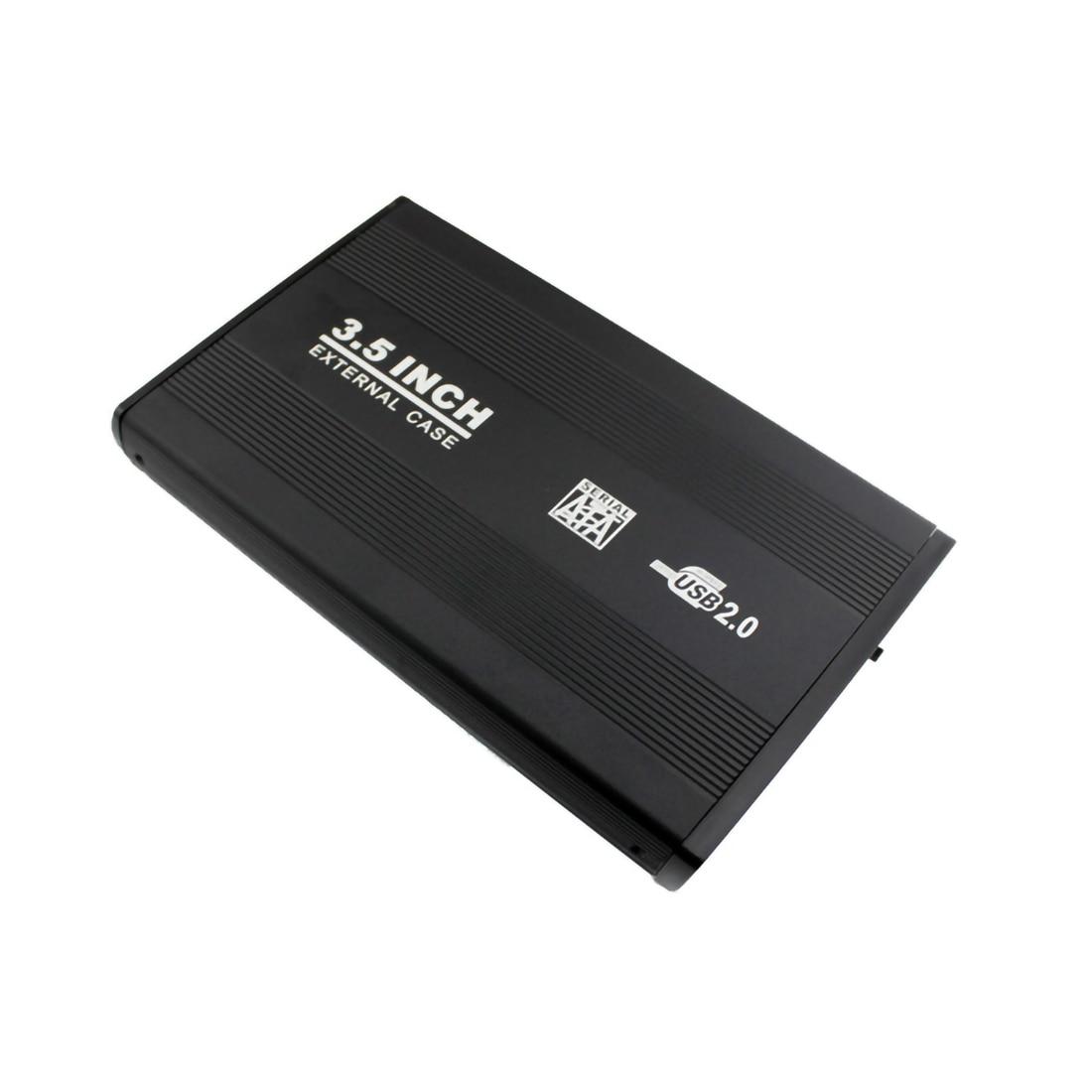 2,5/3,5 дюймов USB 3,0 5 Гбит/с для SATA порт SSD жесткий диск Корпус USB 2,0 480 Мбит/с HDD корпус внешний твердотельный жесткий диск коробка