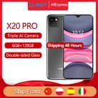 """Cubot X20 Pro 6GB + 128GB AI modo Triple Cámara Smartphone 6,3 """"FHD + 2340 * 1080 gota de agua Pantalla de Android 9,0 identificación facial Cellura Helio P60 4000mAh"""
