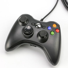 Bedrade Controller Usb Kabel Gamepad Xbox 360 Game Console Joystick Pc Gamepads Joypad Voor Window Xp/7/8/10 microsoft Xbox360(China)