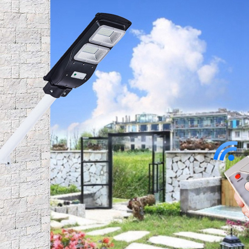 Led Solar Street Light 60W Motion Sensor Wall Light Outdoor Waterproof Street Light|LED Indoor Wall Lamps| |  - title=
