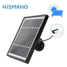 Wodoodporny Panel słoneczny 3.3W 5.5V 3 metrowym kablem do bezpieczeństwo zewnętrzne akumulator zasilany z baterii IP kamera WiFi