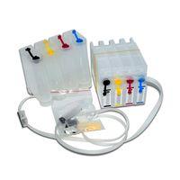 Japan Groß Ciss System für Epson IC93 IC93XL Für Epson PX M7050F PX S7050 Mit ARC Chip|Fortlaufendes Tinten-Versorgungssystem|Computer und Büro -