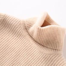 2020 jesień 100 czystego kaszmiru wełny kobiet sweter zimowe ubrania kobieta z długim rękawem golfem odzież ponadgabarytowych dzianiny tanie tanio NINGBAOYR CASHMERE Z wełny wool Komputery dzianiny Stałe REGULAR Skręcić w dół kołnierz Osób w wieku 18-35 lat Swetry