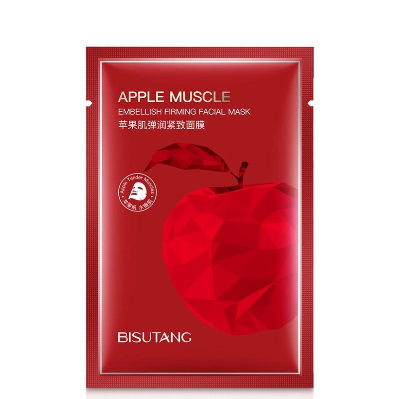 Apple Muscle Mask Moisturizing Moisturizing Shrinkage Pore Tension Facial Mask Replenishment