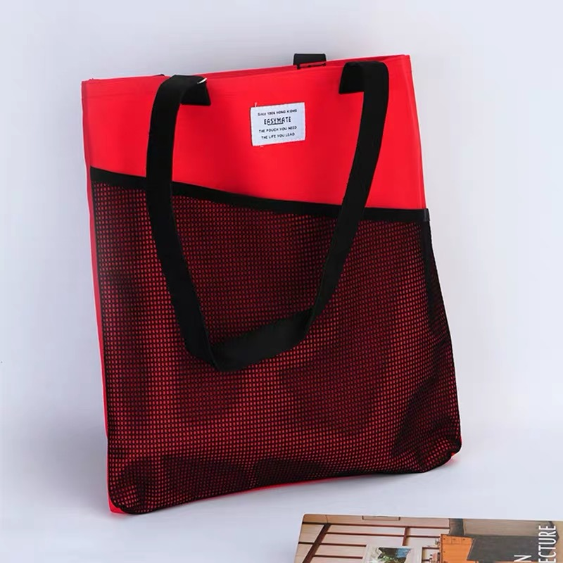 1pcs Hong Kong Brand Easy Mate Business Tote Bag Large Capacity School Student Office Business 4 colors Available
