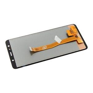 Image 3 - Voor Samsung Galaxy A7 2018 A750 A750F SM A750F A750FN A750G Lcd scherm + Touch Screen Digitizer Vergadering Gratis Tools