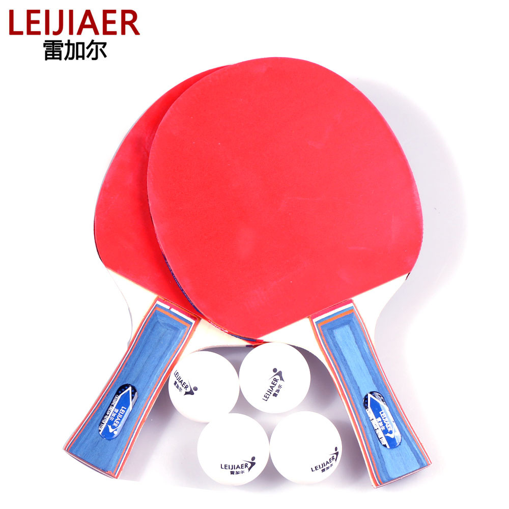 Regal Beginners Table Tennis Racket Penhold Horizontal Position Students Practice With Beat Table Tennis Racket
