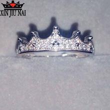 Уникальный стиль Цирконий бриллиант роскошная Корона Принцесса