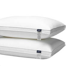 Pure cotton pillow core feather velvet washable hotel neck