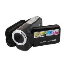 16MP Portable Digital Camcorder Camera Video Recorder 4X Digital Zoom Display wi