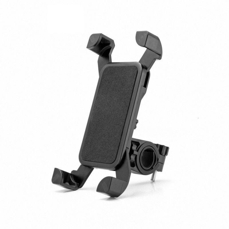 Универсальный держатель Syrinx для телефона 4-6,5 дюймов на руль мотоцикла/велосипеда, силиконовый/пластиковый