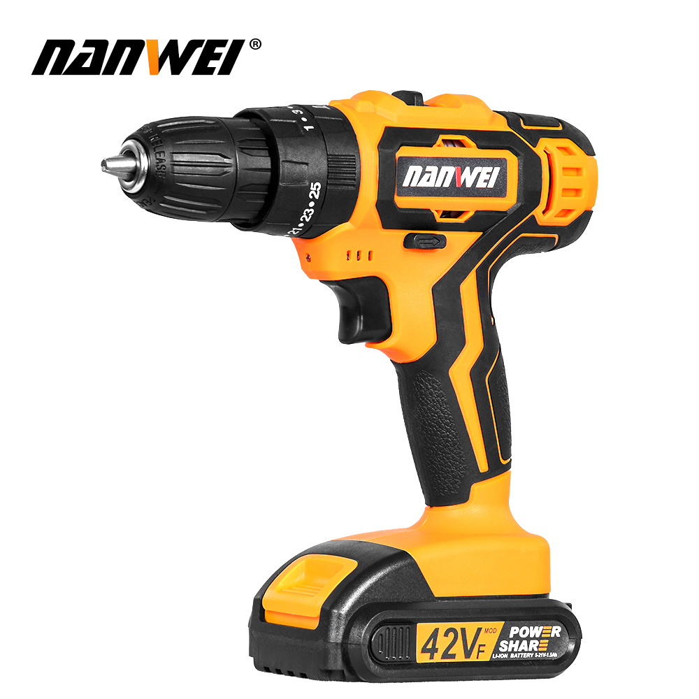 Most Powerful Impact 21v Cordless Tough Cordless Best Drill Hyper Drill