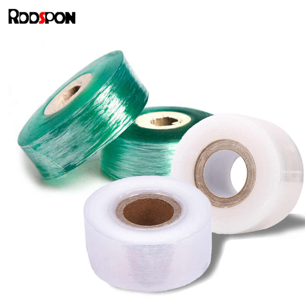 4pcs Stretch Tie Tape Roll Vines Plants Support for Fruits Trees Grafting New