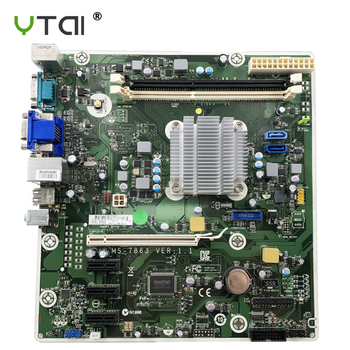 729726-001 For HP ProDesk 405 G1 MT Motherboard 729643-001 MS-7863 Mainboard 100%tested fully work